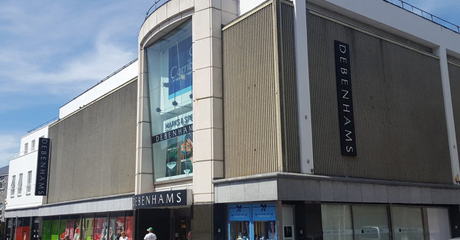 Corrib Shopping Centre, Galway