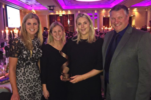 Clear Channel Sales Team picks up Research Excellence Award