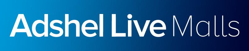 Adshel Live MallsLogo
