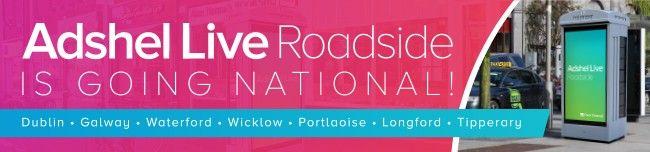 Adshel Live Roadside Logo
